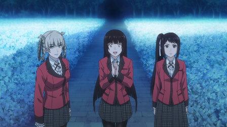 觀賞隨侍在旁的女人。第 2 季第 9 集。