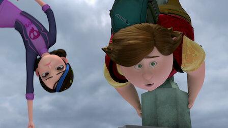 觀賞笨蛋同伴。第 1 季第 19 集。