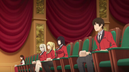 觀賞零的女人。第 2 季第 12 集。
